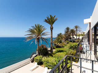 Delight Suite. primera línea sobre el mar en San Agustín con vistas a las Dunas