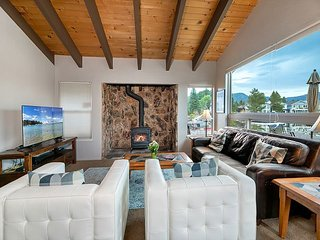 Stunning Waterfront House in Tahoe Keys | Deck & Spectacular Views