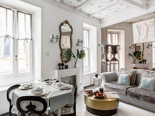 Admire the Classic Elegance of a Former Convent Hideaway | Roma Fontana di Trevi