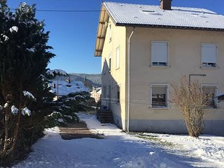 Amazing apt in Gérardmer & Wifi