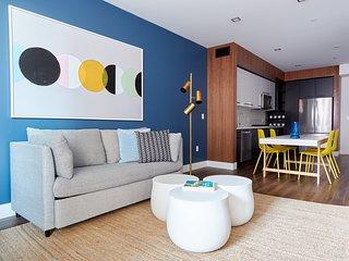 Sonder | Shift Apartments | Lovely 1BR + Gym