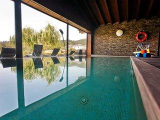 Apartamentos Rurales San Martin. Casa Ramon de Maria. Piscina climatizada.Jardin