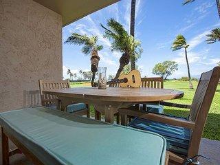 Luana Kai #A-103 2Bd/2Ba Ocean View, Ground Floor, A/C, Great Rates! Sleeps 7