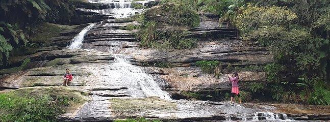 Local walks - Katoomba Falls