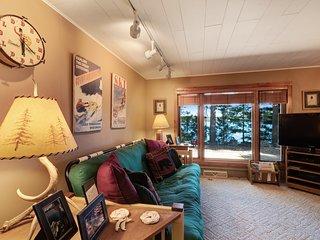 Family-friendly waterfront lodge w/ dock, firepit & outdoor sauna barrel!