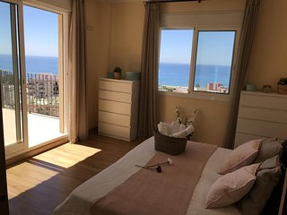 King Suite Room in Seafront Villa