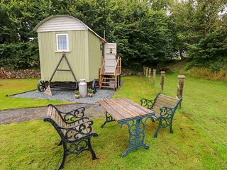 Shepherds Hut - The Crook, Neyland