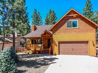 ~Stellar Lodge~Upscale Modern Log Cabin~Fabulous Prime Location~
