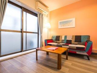 Tokyo Cozy 1 bedroom for family upto 4 Portable WiFi