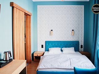 Odessa Double Room in Elegant Hostel & Apartments