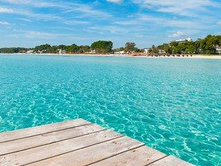 PineBeach: precioso apartamento a 150m de la playa de Alcúdia.