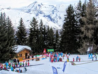 Residence Le Belmont (Ski-In Ski-Out) - Les Arc Resort 1800 - Paradiski - France