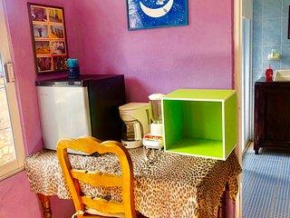 Petit Studio Private Bath & Kitchenette
