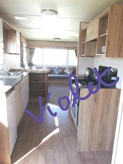 8 BERTH Deluxe Caravan  - Haven's Cala Gran Site, Fleetwood Nr.BLACKPOOL