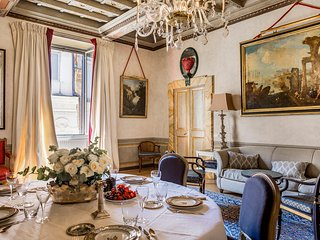 Navona Luxury and Historical Apartment