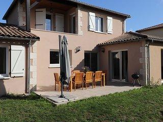 Villa Sables: 8 persoonshuis bij Golf en Futuroscope