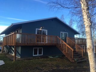 Fort Alaska - Creekside duplex on nine acres