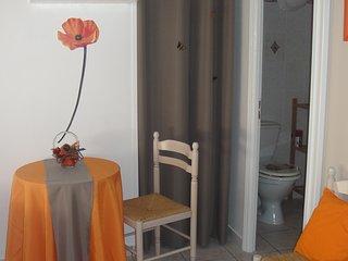 Chambre d'hôtes Capucine sur la route des vins entre Estuaire et Mer