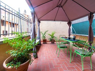 Vatican-Brand New Flat with Cute Terrace