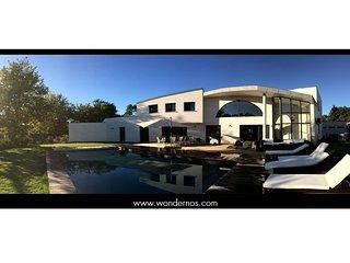 Magnifique villa d'architecte