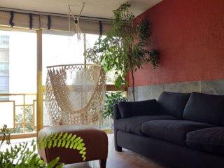 Condesa/Roma Prime location,Mexican style 2br flat