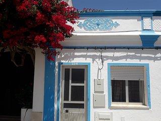 Casa Cabanas do Mar - petite maison en plein centre de la Ria Formosa
