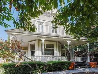Spacious Updated Victorian in Eastlake w/ Lake-View Balcony & Chef's Kitchen