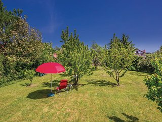 Nice home in Krasica w/ WiFi and 1 Bedrooms