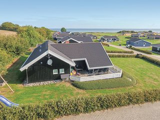 Awesome home in Nordborg w/ Sauna, WiFi and 3 Bedrooms (F09024)