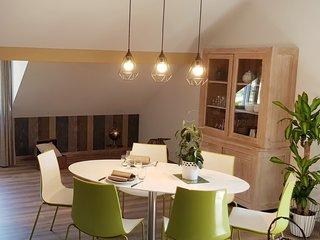 Magnifique appartement au coeur des Vosges, dans la vallée de Cleurie