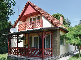 Amazing home in Fonyod-Ligeet w/ 2 Bedrooms