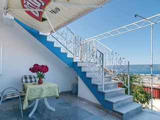 Nice home in Omis w/ WiFi and 0 Bedrooms (CDT735)