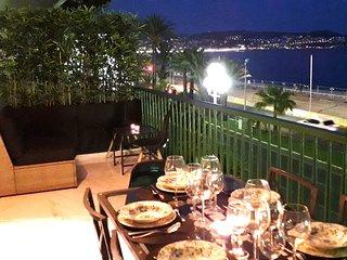 Le Saint-George Riviera  Promenade des Anglais Nice Côte d'Azur