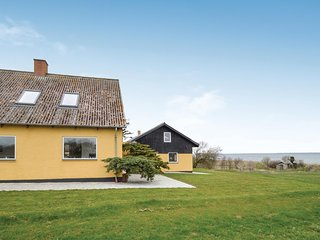 Amazing home in Bandholm w/ WiFi and 3 Bedrooms (K10027)