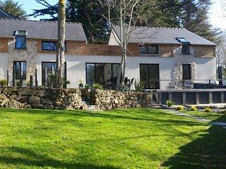 Charmante Villa d'architecte 'Les Jumelles des Roziou'