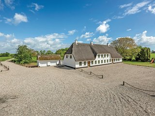 Stunning home in Haderslev w/ WiFi and 6 Bedrooms