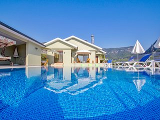 Villa Dalyan Queen, 6 Bedroom with Private Pool & Garden