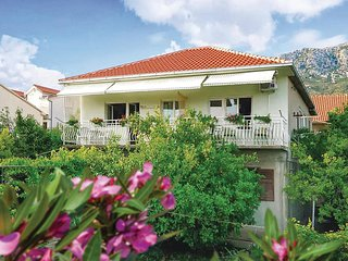 Awesome home in Kastel Gomilica w/ WiFi and 1 Bedrooms (CDT719)
