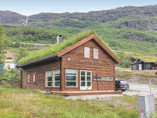 Awesome home in Røldal w/ WiFi and 4 Bedrooms
