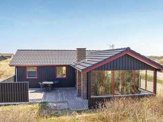 Amazing home in Ringkøbing w/ WiFi and 3 Bedrooms