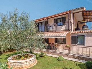 Stunning home in Fazana w/ WiFi and 2 Bedrooms