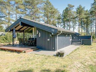 Nice home in Hadsund w/ 3 Bedrooms (D6027)