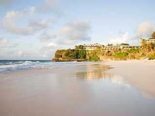 The world famous Crane Resort! One of the top 10 beaches in the world. Beautiful