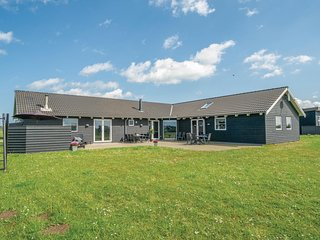 Nice home in Lokken w/ Sauna, WiFi and 6 Bedrooms (A07074)