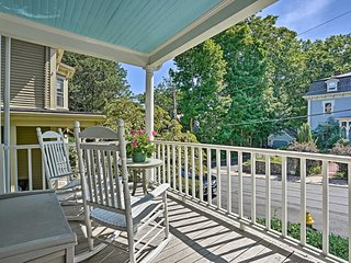 NEW! Heart of JP House, 20 Min. T Ride to Boston!