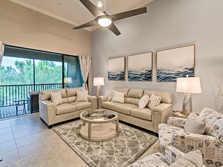 NEW! Luxe Bradenton Resort Condo w/ Golf & Pool!