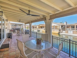 Waterfront Home in Parker w/Mtn Views & Dock!