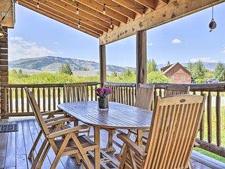 NEW! Granby Cabin w/Golf Course Access+Ski Shuttle