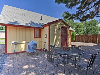 NEW! Cottage w/ Patio in Historic Downtown Bend!
