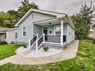 NEW! Hamilton Home ~13 Miles to Miami University!